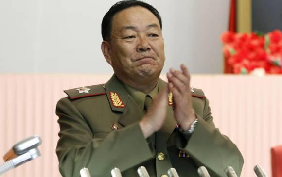 Corea del Norte ejecutó a su ministro de Defensa por quedarse dormido durante evento público