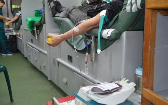 A la ciudad le urgen más donantes de sangre.