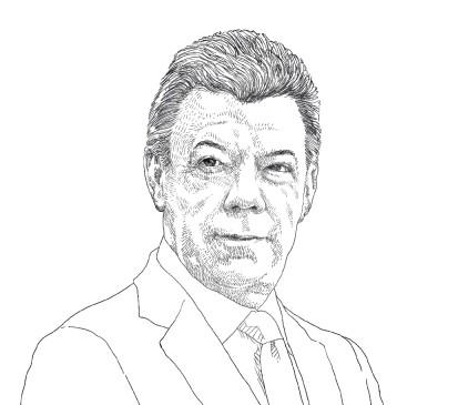 Santos, a 7 años de gobierno, y una lista de 7 desafíos.