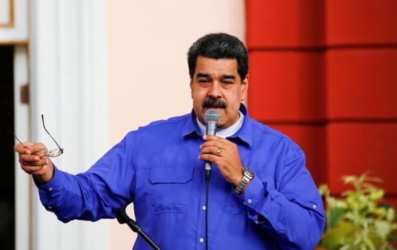 MADURO OFRECIÓ BECAS PARA ESTUDIAR EN VENEZUELA A COLOMBIANOS