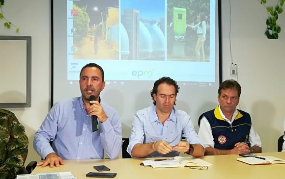 CIERRE DE COMPUERTA EN HIDROITUANGO FUE EXITOSO: EPM