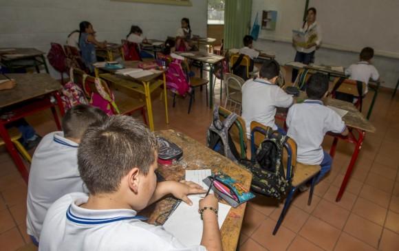 COLEGIOS PÚBLICOS ABREN TEMPORADA DE MATRÍCULAS