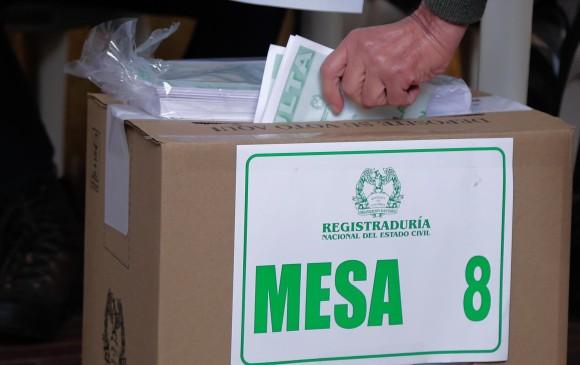 26 % de Antioquia está bajo amenaza electoral: MOE