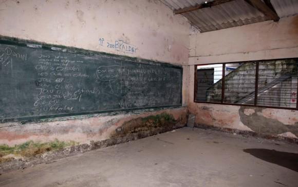 Cuando la pobreza también se refleja en el aprendizaje