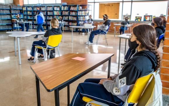Antioquia definió fecha para el inicio de clases con alternancia