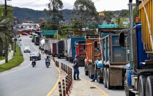 Comité del Paro dice que ordenó desbloquear vías en el país