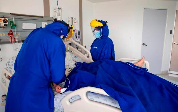 Atento: Gobernación de Antioquia levanta la alerta roja hospitalaria